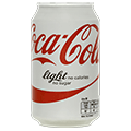 Foto Coca-Cola light Blikje 33 cl